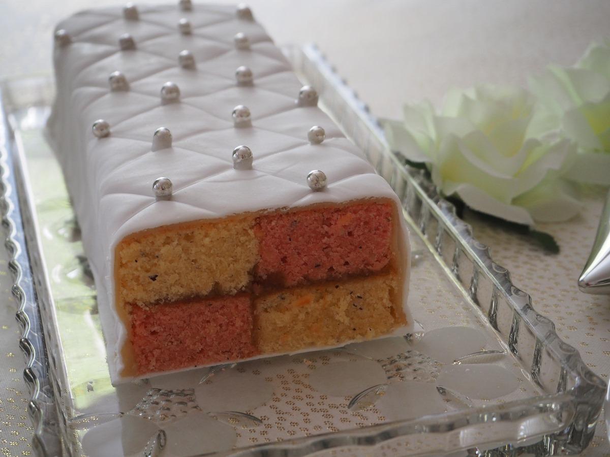 Battenberg Kuchen Cucina Christina