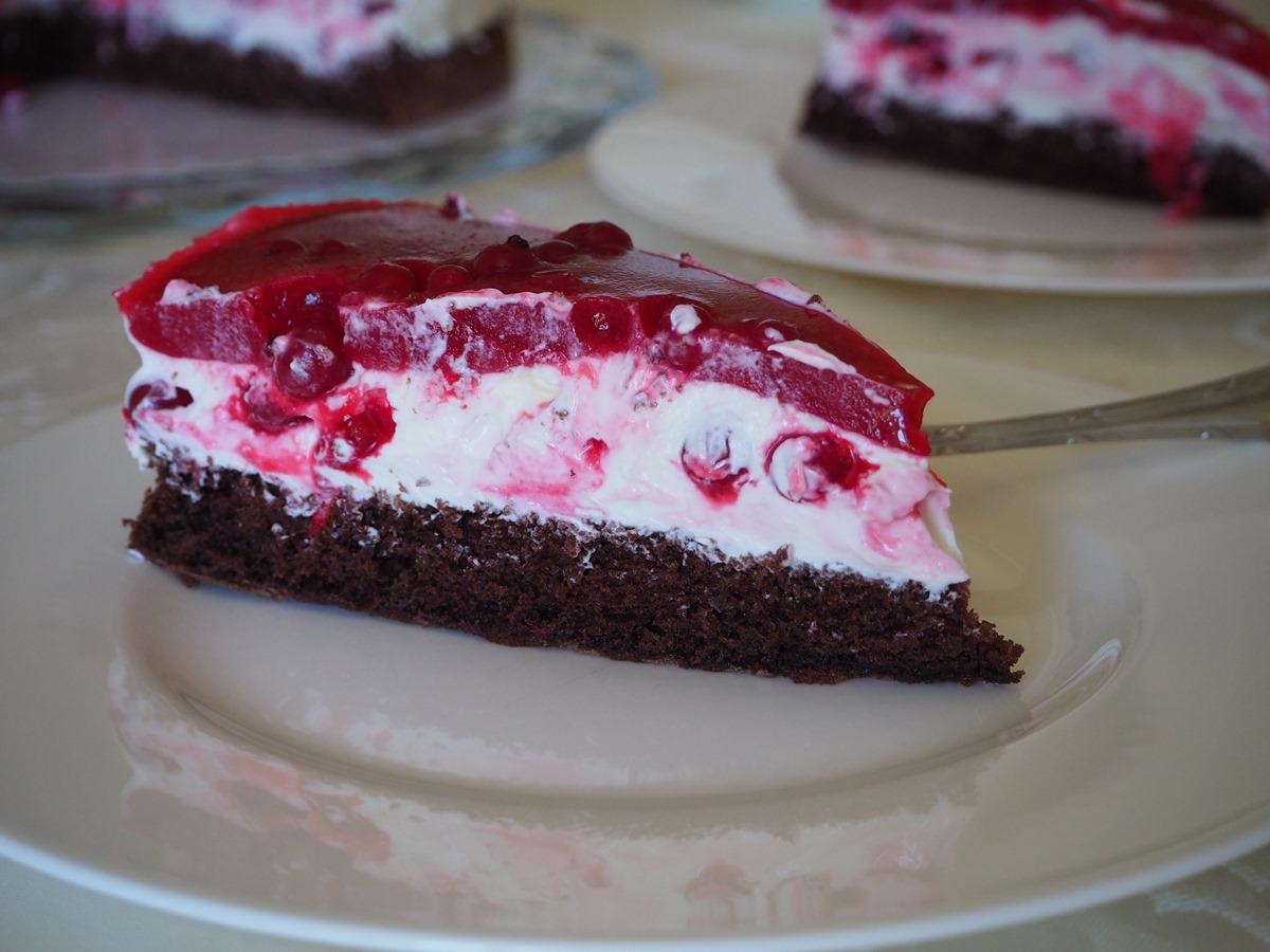 Johannisbeer Mascarpone Torte Eine Sommerliche Liaison Cucina